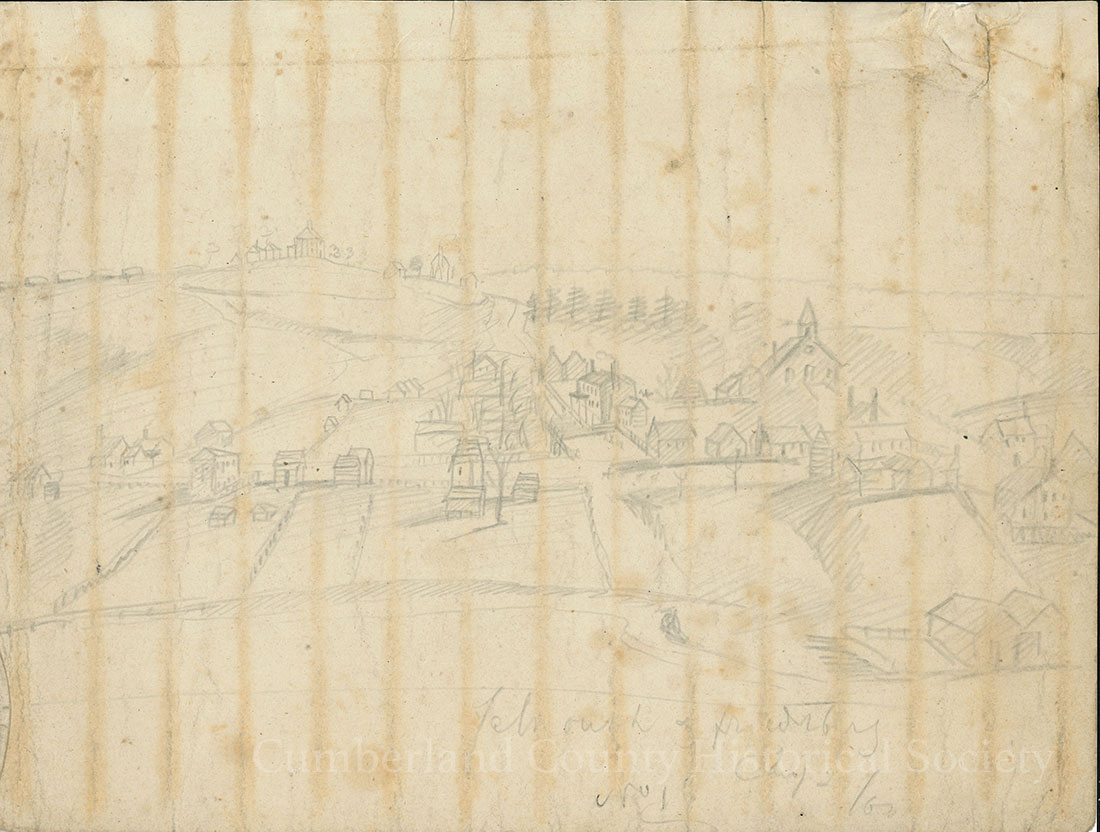 Fredericksburg and Falmouth January 23, 1863 Image