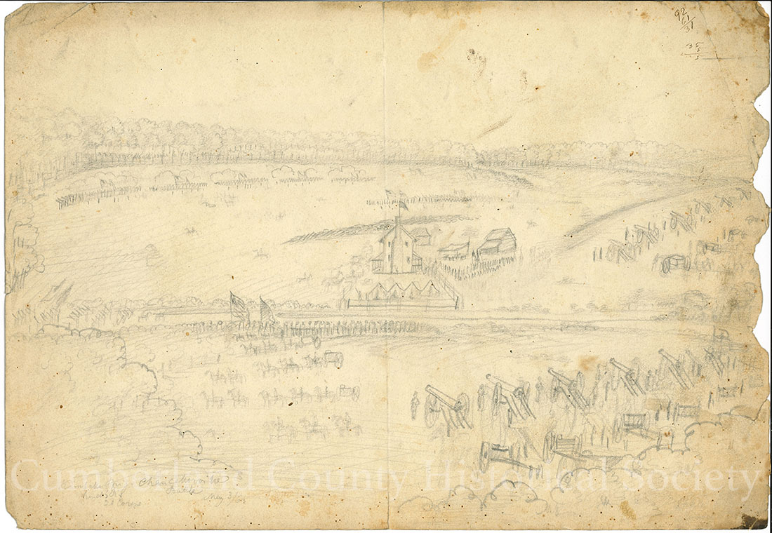 Chancellorsville May 3, 1863 (2nd) Image